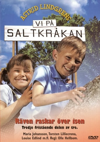 Poster of Vi på Saltkråkan