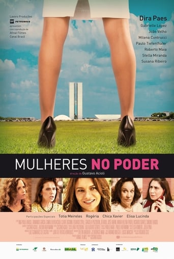 Poster of Mulheres no Poder