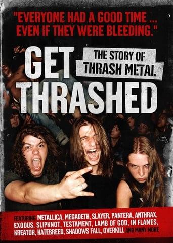 Poster of Get Thrashed