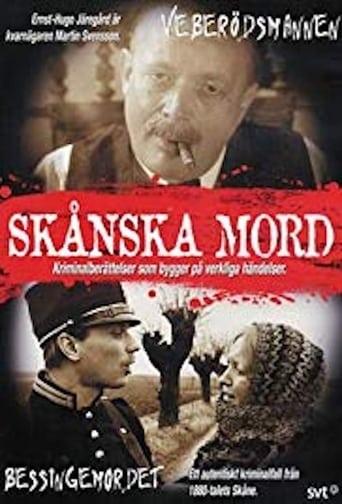 Poster of Skånska mord - Veberödsmannen