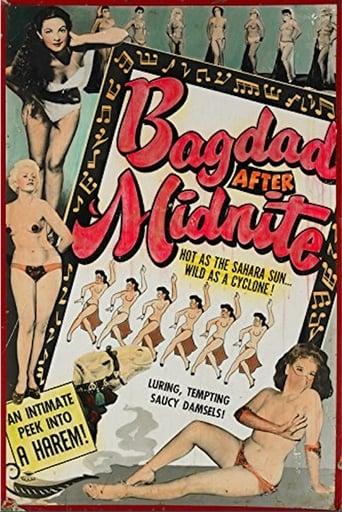 Poster of Bagdad after Midnite
