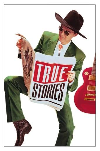 Poster of True Stories
