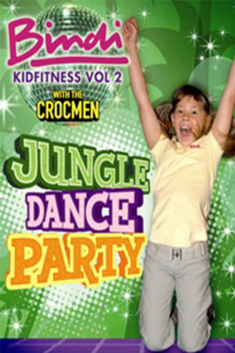 Poster of Bindi kid fitness. Vol. 2., Jungle dance party