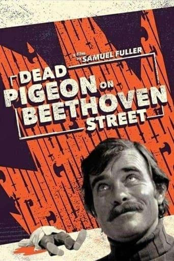 Poster of Dead Pigeon on Beethoven Street