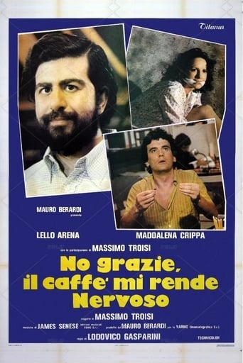 Poster of No Thanks, Coffee Makes Me Nervous