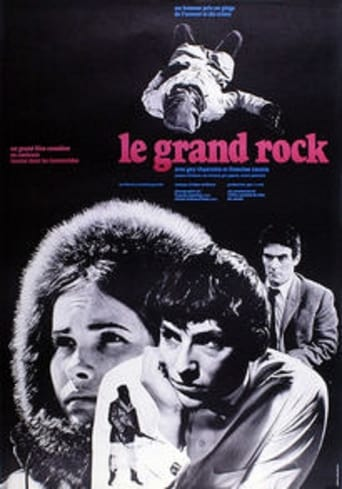 Poster of Le grand Rock