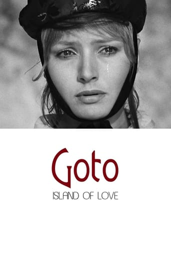 Poster of Goto, Island of Love