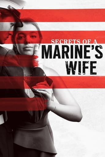 Poster of Secrets of a Marine's Wife