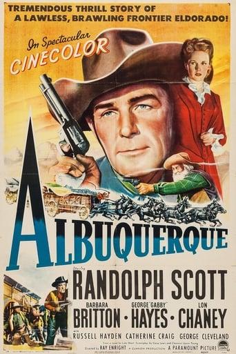 Poster of Albuquerque