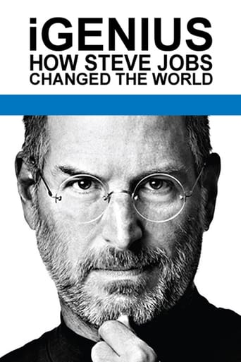 Poster of iGenius: How Steve Jobs Changed the World