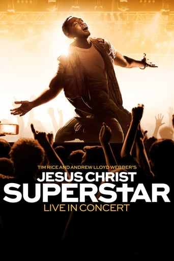 Poster of Jesus Christ Superstar Live in Concert