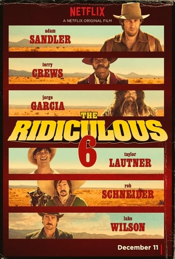 Poster of The Ridiculous 6