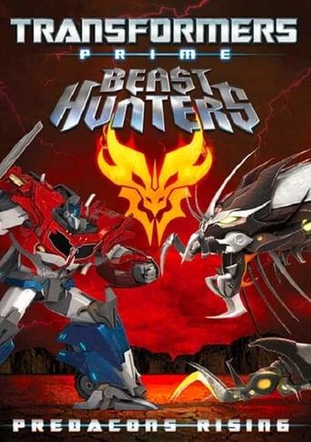Poster of Transformers Prime Beast Hunters: Predacons Rising