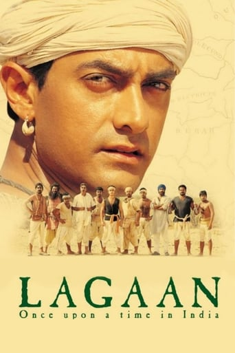 Poster of Lagaan: Once Upon a Time in India