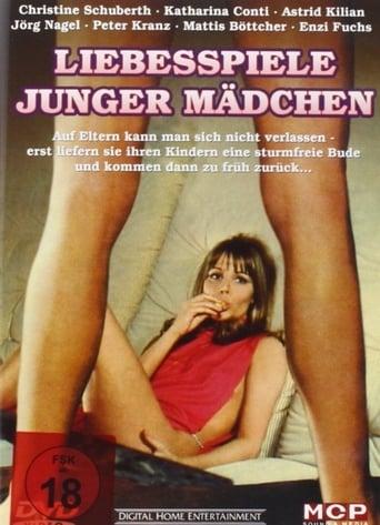 Poster of Liebesspiele junger Mädchen