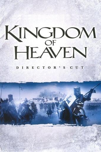 Kingdom of Heaven - Director's Cut poster