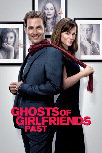 Poster of Ghosts of Girlfriends Past
