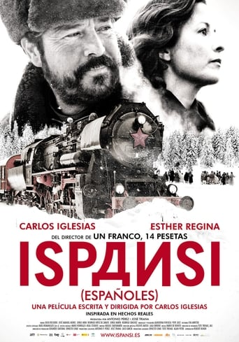 Poster of Ispansi (¡Españoles!)
