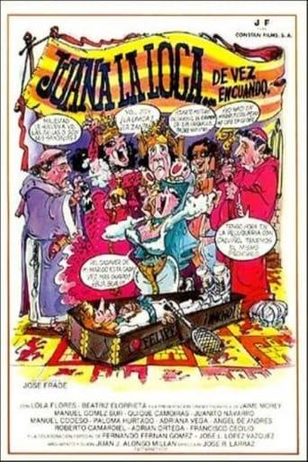 Poster of Juana la Loca… de vez en cuando
