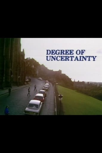 Poster of Degree of Uncertainty