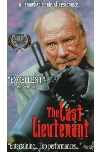Poster of The Last Lieutenant