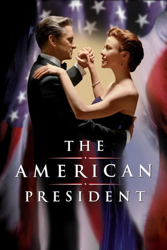 Poster of The American President