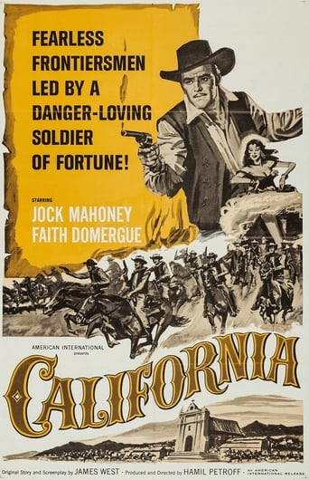 Poster of California