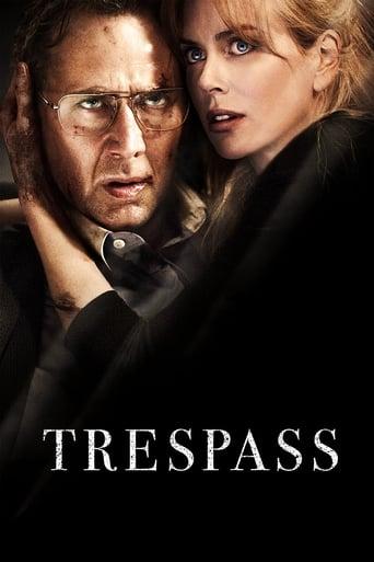 Poster of Trespass