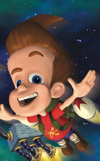 Jimmy Neutron's Nicktoon Blast poster