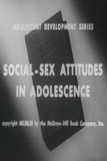 Poster of Social-Sex Attitudes in Adolescence
