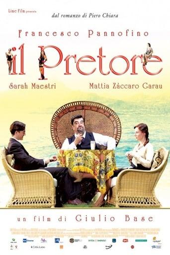 Poster of Il Pretore