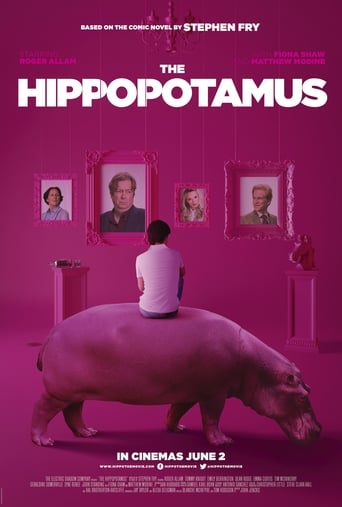 The Hippopotamus (2017)