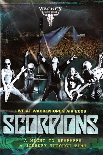 Poster of Scorpions: Live at Wacken Open Air 2006
