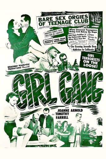 Poster of Girl Gang
