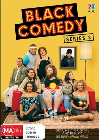 Poster of Black Comedy