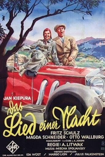 Poster of Das Lied einer Nacht