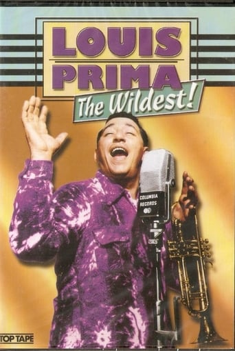 Poster of Louis Prima: The Wildest!