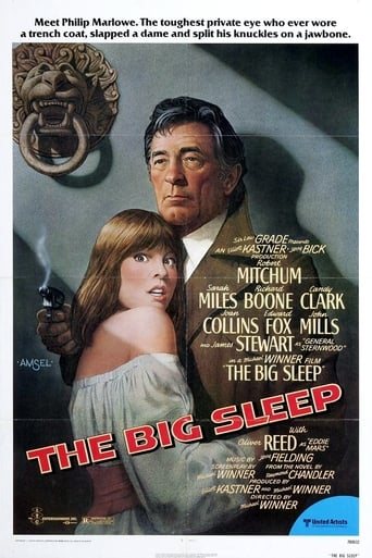 Poster of The Big Sleep
