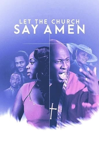 Poster of Let the Church Say Amen
