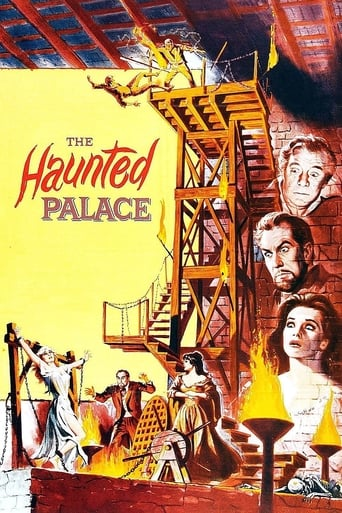 Poster of The Haunted Palace