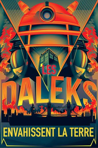 Poster of Les Daleks envahissent la Terre