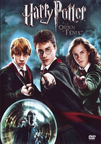 Poster of Harry Potter y la Orden del Fénix