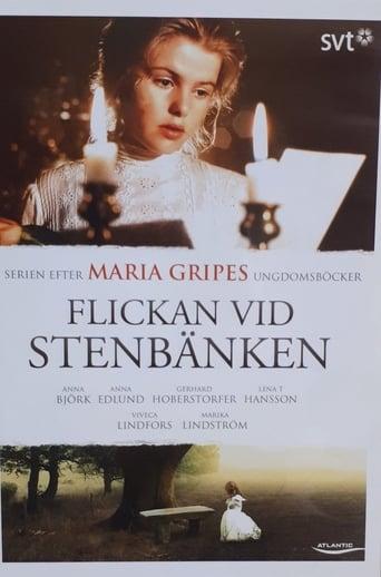 Poster of Flickan vid stenbänken