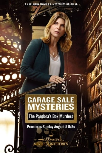Poster of Garage Sale Mysteries: The Pandora's Box Murders
