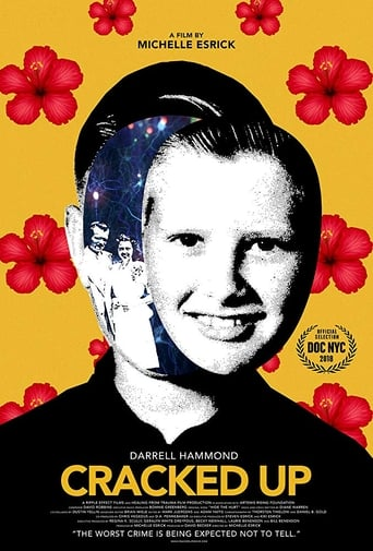 Poster of Cracked Up: The Darrell Hammond Story