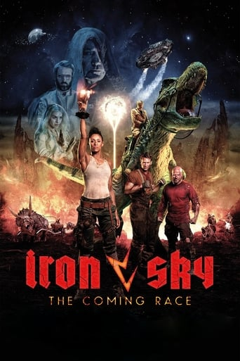 Iron Sky: The Coming Race poster