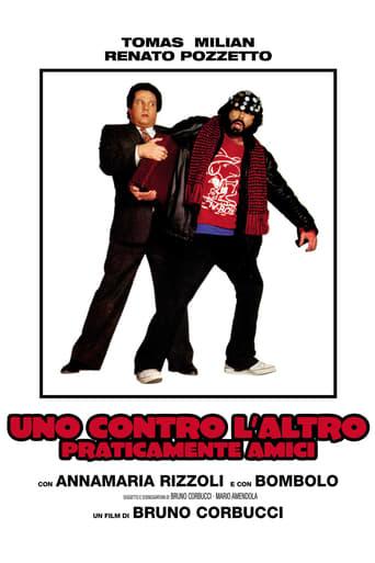 Poster of Uno contro l'altro, praticamente amici