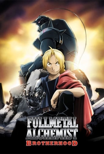 Poster of Fullmetal Alchemist: Brotherhood