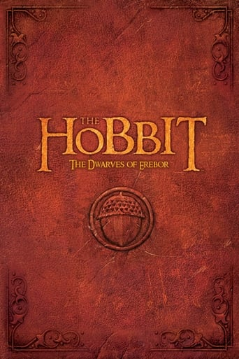 Poster of The Hobbit: The Dwarves of Erebor