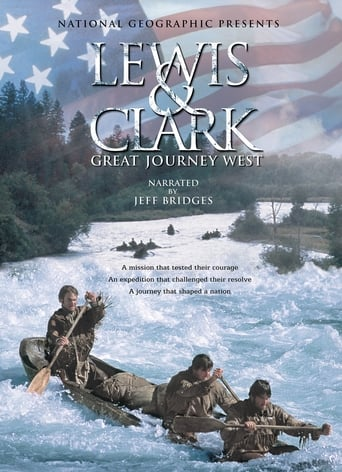 Poster of Lewis and Clark: Great Journey West